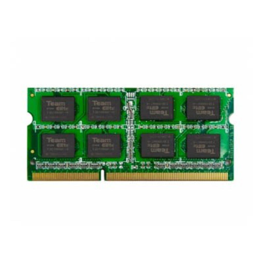 Team SoDIMM DDR3 4GB 1600 MHz (TED34G1600C11-S01 / TED34GM1600C11-S01)